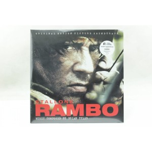 "BRIAN TYLER - ""RAMBO (ORIGINAL MOTION PICTURE SOUNDTRACK)"""
