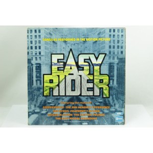 "VARIOUS - ""EASY RIDER (SONGS AS PERFORMED IN THE MOTION PICTURE)"""