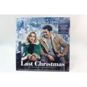 "GEORGE MICHAEL & WHAM! - ""LAST CHRISTMAS (THE ORIGINAL MOTION PICTURE SOUNDTRACK)"""