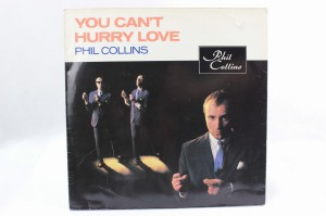 "PHIL COLLINS - ""YOU CAN'T HURRY LOVE"""
