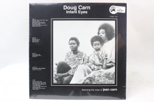 "DOUG CARN FEATURING THE VOICE OF JEAN CARN - ""INFANT EYES"""