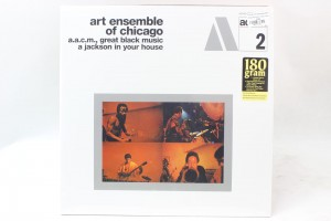 "THE ART ENSEMBLE OF CHICAGO - ""A JACKSON IN YOUR HOUSE"""