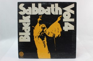 "BLACK SABBATH - ""BLACK SABBATH VOL 4 (SPACESHIP LABEL)"""