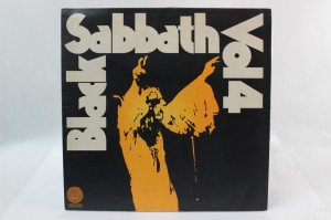 "BLACK SABBATH - ""BLACK SABBATH VOL. 4"""
