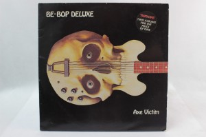 "BE-BOP DELUXE - ""AXE VICTIM + FUTURAMA"""