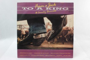 "VARIOUS  - ""FROM A JACK TO A KING-16 COUNTRY FAVOURITES"""