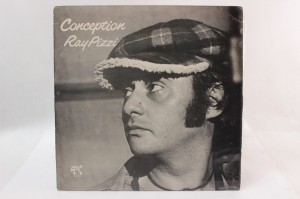 "RAY PIZZI - ""CONCEPTION"""