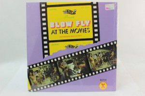 "BLOW FLY - ""AT THE MOVIES"""