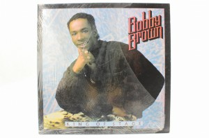 "BOBBY BROWN - ""KING OF STAGE"""