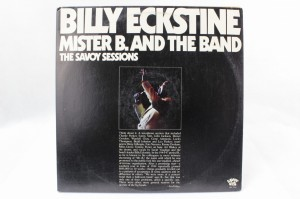 "BILLY ECKSTINE - ""MISTER B. AND THE BAND"""