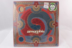 "AMORPHIS - ""UNDER THE RED CLOUD"""