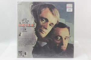 "VARIOUS - ""THE MAN FROM U.N.C.L.E AND OTHER TV THEMES"""
