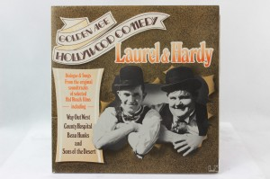 "LAUREL & HARDY - ""THE GOLDEN AGE OF HOLLYWOOD COMEDY"""