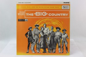 "JEROME MOROSS - ""THE BIG COUNTRY"""