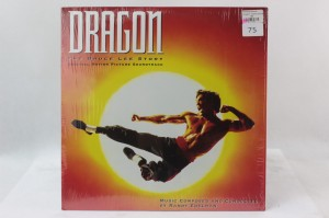 "RANDY EDELMAN - ""DRAGON: THE BRUCE LEE STORY (MUSIC FROM THE ORIGINAL MOTION PICTURE SOUNDTRACK)"""