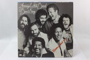 "AVERAGE WHITE BAND & BEN E. KING - ""BENNY AND US"""