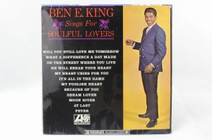 "BEN E. KING - ""BEN E. KING SINGS FOR SOULFUL LOVERS"""