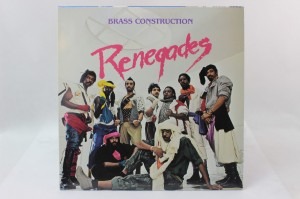 "BRASS CONSTRUCTION - ""RENEGADES"""