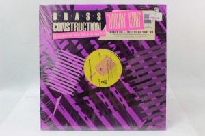 "BRASS CONSTRUCTION - ""MOVIN' 1988"""