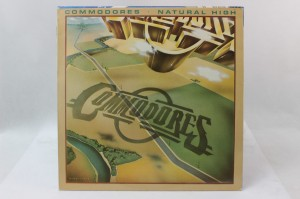 "COMMODORES - ""NATURAL HIGH"""