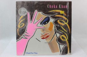 "CHAKA KHAN - ""I FEEL FOR YOU"""