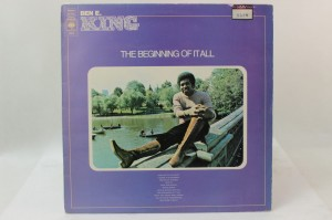 "BEN E. KING - ""THE BEGINNING OF IT ALL"""