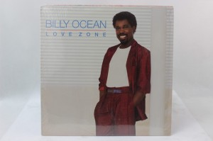"BILLY OCEAN - ""LOVE ZONE"""