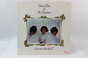 "DIANA ROSS & THE SUPREMES - ""GREATEST HITS VOL. II"""