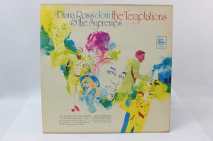 "DIANA ROSS & THE SUPREMES JOIN THE TEMPTATIONS - ""DIANA ROSS & THE SUPREMES JOIN THE TEMPTATIONS"""