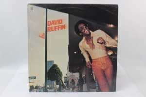 "DAVID RUFFIN - ""IN MY STRIDE"""