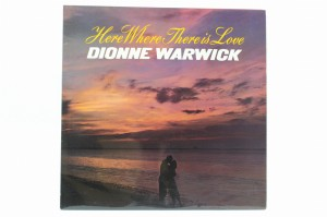 "DIONNE WARWICK - ""HERE, WHERE THERE IS LOVE"""