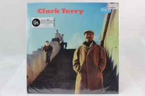 "CLARK TERRY AND HIS ORCHESTRA - ""FEATURING PAUL GONSALVES"""