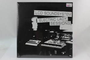 "LCD SOUNDSYSTEM - ""ELECTRIC LADY SESSIONS"""