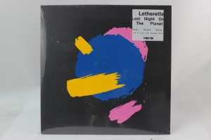 "LETHERETTE - ""LAST NIGHT ON THE PLANET"""