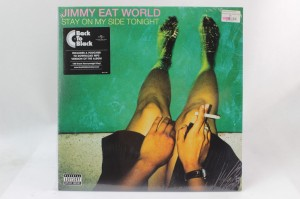 "JIMMY EAT WORLD - ""STAY ON MY SIDE TONIGHT"""