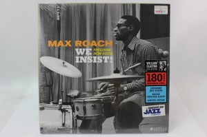 "MAX ROACH - ""WE INSIST! MAX ROACH'S FREEDOM NOW SUITE"""