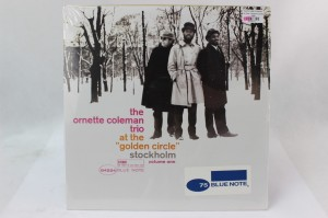 "THE ORNETTE COLEMAN TRIO - ""AT THE ""GOLDEN CIRCLE"" STOCKHOLM VOLUME ONE"""