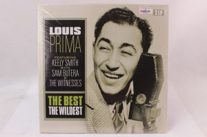 "LOUIS PRIMA – THE BEST - ""THE WILDEST (FEAT. KEELY SMITH WITH SAM BUTERA & THE WITNESSES)"""