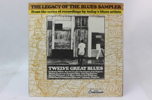 "VARIOUS - ""THE LEGACY OF THE BLUES SAMPLER"""