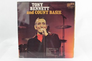 "TONY BENNETT AND COUNT BASIE - ""TONY BENNETT AND COUNT BASIE"""