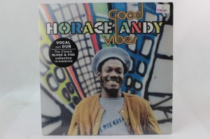 "HORACE ANDY - ""GOOD VIBES"""