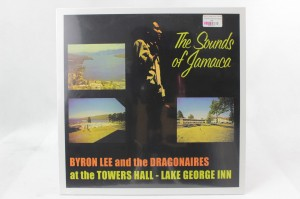 "BYRON LEE AND THE DRAGONAIRES - ""THE SOUNDS OF JAMAICA"""