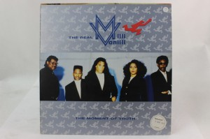 "THE REAL MILLI VANILLI - ""THE MOMENT OF TRUTH"""