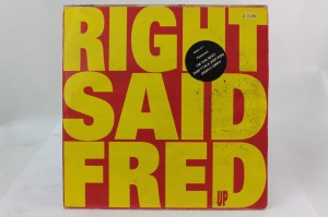 "RIGHT SAID FRED - ""UP"""