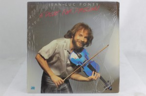 "JEAN - LUC PONTY - ""A TASTE FOR PASSION"""