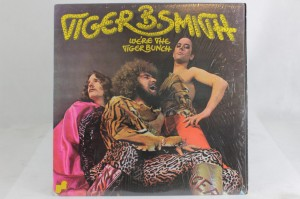 "TIGER B. SMITH - ""WE'RE THE TIGER BUNCH"""