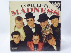"MADNESS - ""COMPLETE MADNESS"""