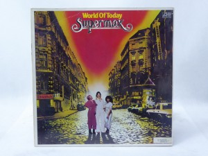 "SUPERMAX - ""WORLD OF TODAY"""