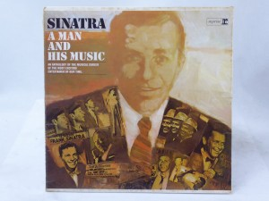 "SINATRA - ""A MAN AND HIS MUSIC"""